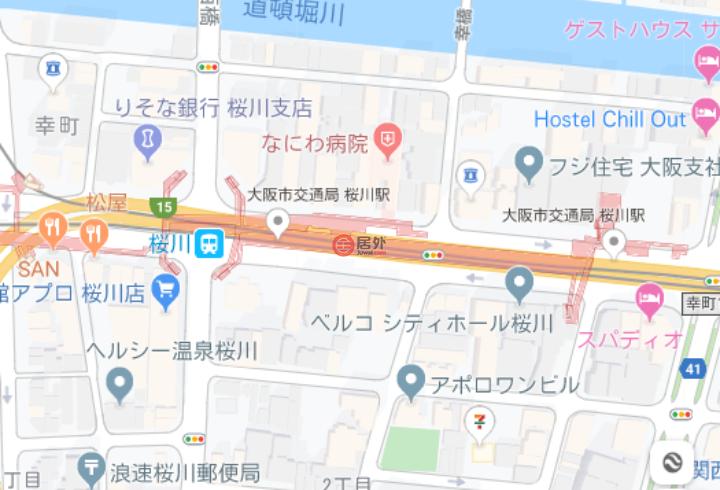 日本大阪府大阪市的土地,幸町,编号51861442