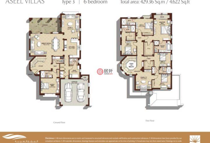 阿联酋迪拜迪拜的房产,Umm Suquim RD,编号52690398