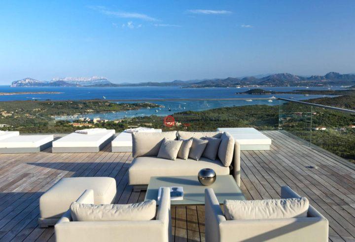 意大利SardiniaArzachena的房产,Località Pevero Golf,编号57892154