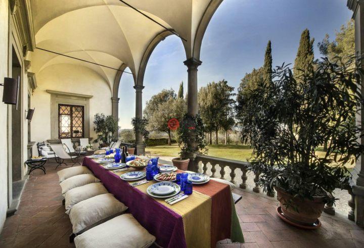 意大利FirenzeSan Casciano in Val di Pesa的房产,Via Cigliano,编号56980780