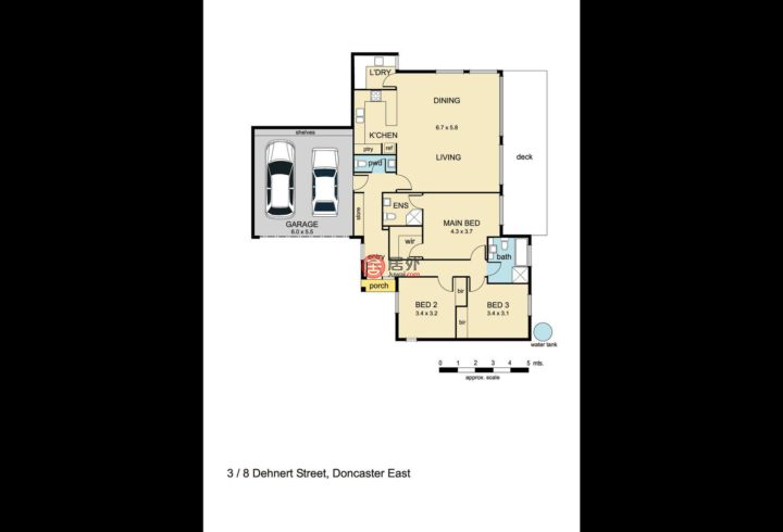 澳大利亚维多利亚州Doncaster East的房产,编号50757694