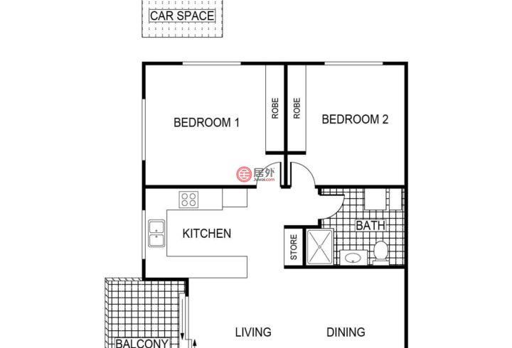 澳大利亚澳大利亚首都领地Bruce的房产,59/15 Braybrooke Street,编号49932613